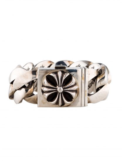 CHROME HEARTS Women's CURB CHAIN BRACELET