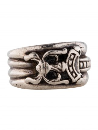 CHROME HEARTS Women's CEMETERY CROSS RING